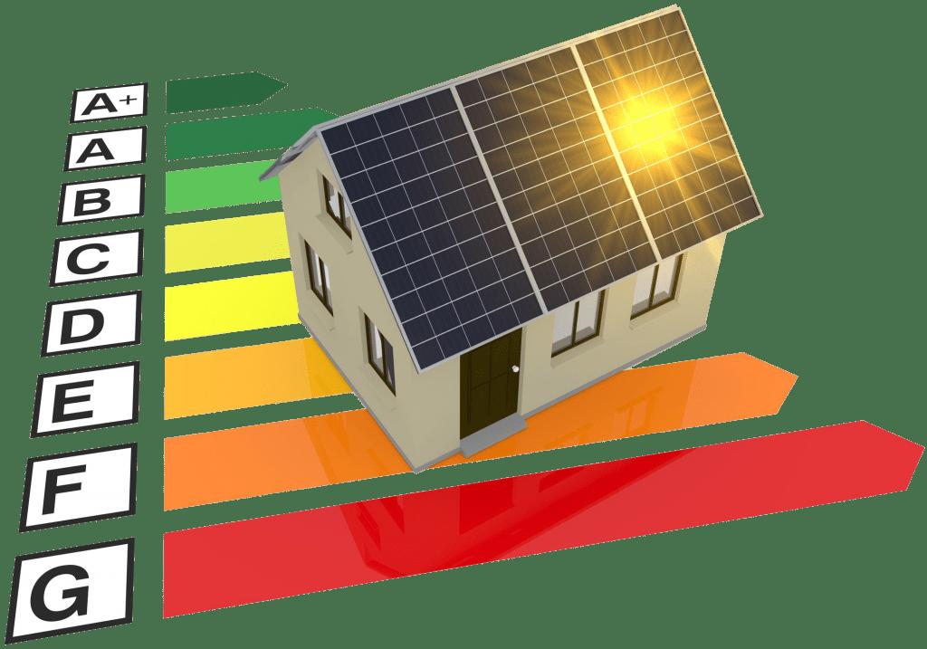 Voordelen van zonnepanelen op een rij
